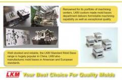 Mold Bases & Standard Parts