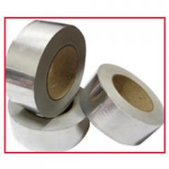Aluminium packaging tapes