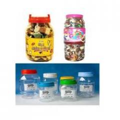 Confectionery And Food Item Packing Jars