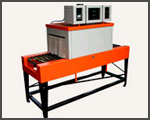 Floor Top Shrink Wrapping Machines
