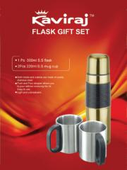Flask Gift Set