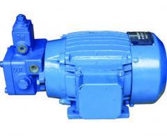 Integrated Motor Pump Unit