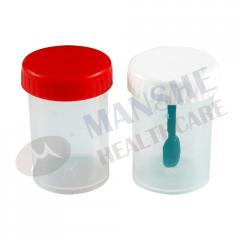 Sample Container For Urine / Stool / Sputam
