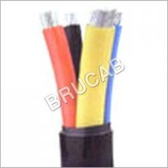 3.5 Core PVC Insulated & Sheathed Armoured Conductor