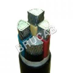 4 Core PVC Insulated & Sheathed Alum.Conductor