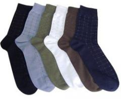 Men's motive socks