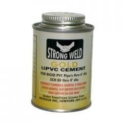 Gold UPVC Cement