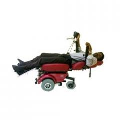 Deluxe Bed Powered Wheelchair
