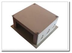 Junction Box Powder Coated