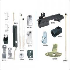Flat & Round Rod System