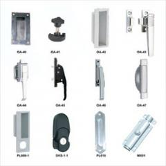 Panel Locks & Key