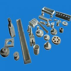 Heater Spares and Crucibles
