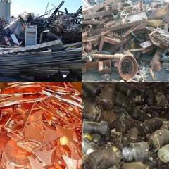 M.S. Scrap & Steel Scrap
