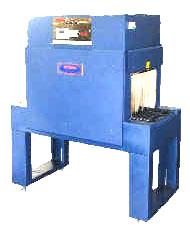 Shrink - POF / PVC Shrink Tunnel Packaging
