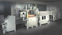 Thermoforming machines of U series
