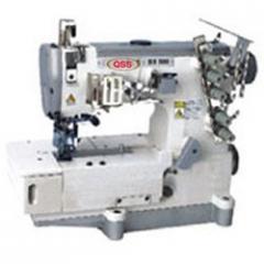 Flat Bed Interlock Sewing Machine