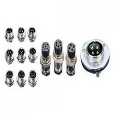 Round Shell Metal Connectors