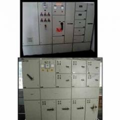 Capacitor Control Panel-A