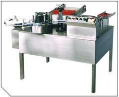 Sticker Labeling Machine [ Model NKSLM - 300 ]