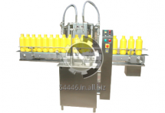 Automatic Double Head Bottle Filling Machine
