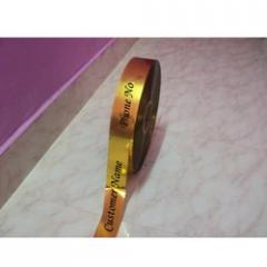 2 Inch Polyster Golden Tape