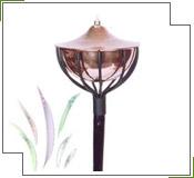 Copper Garden Accessories