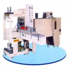 Web Sealer & Shrink Tunnel Machine For Pe