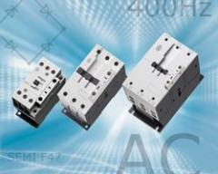 Contactors Up To 150 A With Electronic Actuation