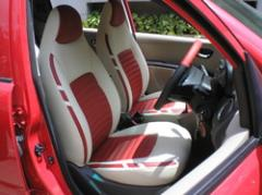 Genuine Leather Seat Cover