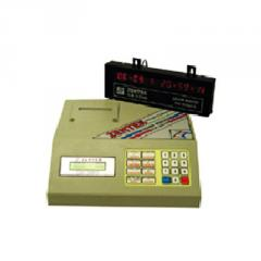 Alpha Numeric Billing Machines
