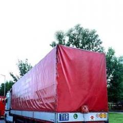 PVC Coated Synthetic Tarpaulins