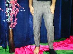 Mens Denim Trousers