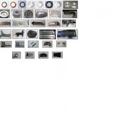 CR & HR Steel Parts