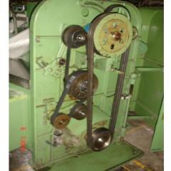 Sliver Lap Ribbon Machine Conversion