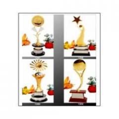 Newly Launched Acrylic Trophies