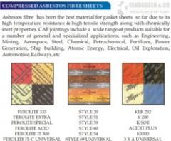 Caf Jointing Sheet