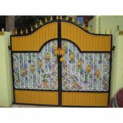 Mils Steel Gates