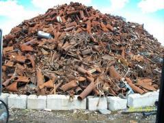 Scrap and waste of ferrous metals