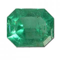 Emerald Rectangle Columbia