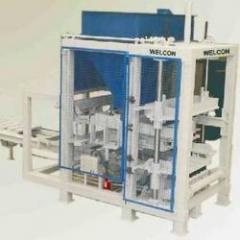 Continental Paver Block Machine