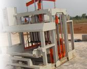 Paver Blocks Machine