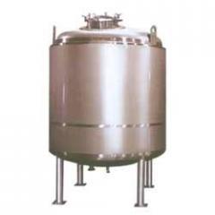 WFI PW storage tank