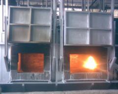 Allumimium Skelner Furnace