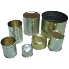 Tin Containers
