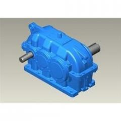 Harden Profile Ground Gear Box Double Stage