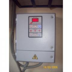Automatic Phase Selecting Panel