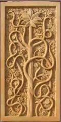 Decorative Carved & inlay Panels