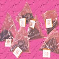 Nylon Pyramid Tea Bags