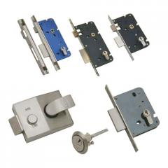 Pin Cylindrical Locks
