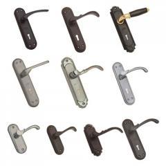 Brass Mortise Handles (Commercial Range)